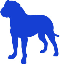 Load image into Gallery viewer, Bull Mastiff Dog Decal