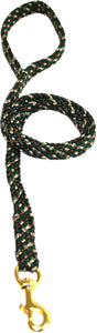 "5/8"" Flat Braid Snap Lead Camouflage"