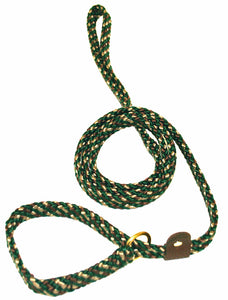 "5/8"" Flat Braid Slip Lead Camouflage"