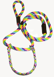 "1/2"" Solid Braid Martingale Style Lead Jellybean Limited Edition"