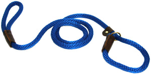 "1/2"" Solid Braid Slip Lead Pacific Blue"