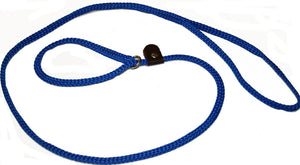 "1/4"" Flat Braid Slip Lead Pacific Blue"