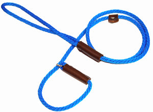 1/4 Solid Braid (Round) Slip Lead Pacific Blue