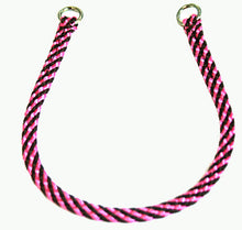 "Load image into Gallery viewer, 1/4"" Professional Show Collar  Pink/Brown"