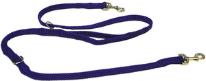 "5/8"" Multi Purpose Leash Purple"
