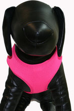 Load image into Gallery viewer, Soft Mesh Pet Harness-Hot Pink