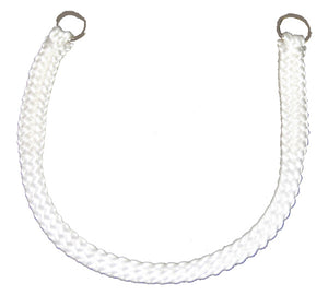 "1/4"" Professional Show Collar White"
