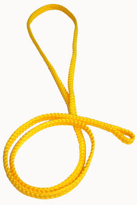 "1/4"" Professional Show Loop Yellow"