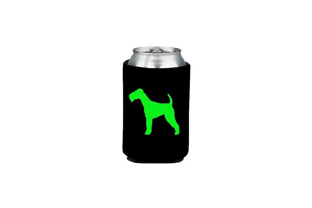 Airedale Koozie Beer or Beverage Holder
