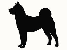 Load image into Gallery viewer, Akita Dog Decal