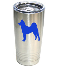 Load image into Gallery viewer, Akita   20 oz.  Ring-Neck Vacuum Insulated Tumbler