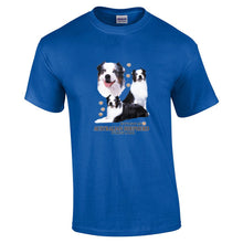 "Load image into Gallery viewer, ""Just A Dog""  Breed T Shirt Australian Shepherd"