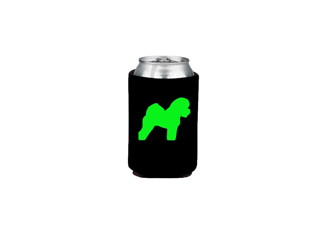 Bichon Frise Koozie Beer or Beverage Holder