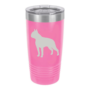 Boston Terrier 20 oz.  Ring-Neck Vacuum Insulated Tumbler