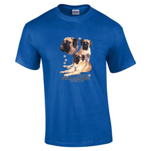 "Load image into Gallery viewer, ""Just A Dog""  Breed T Shirt Bull Mastiff"