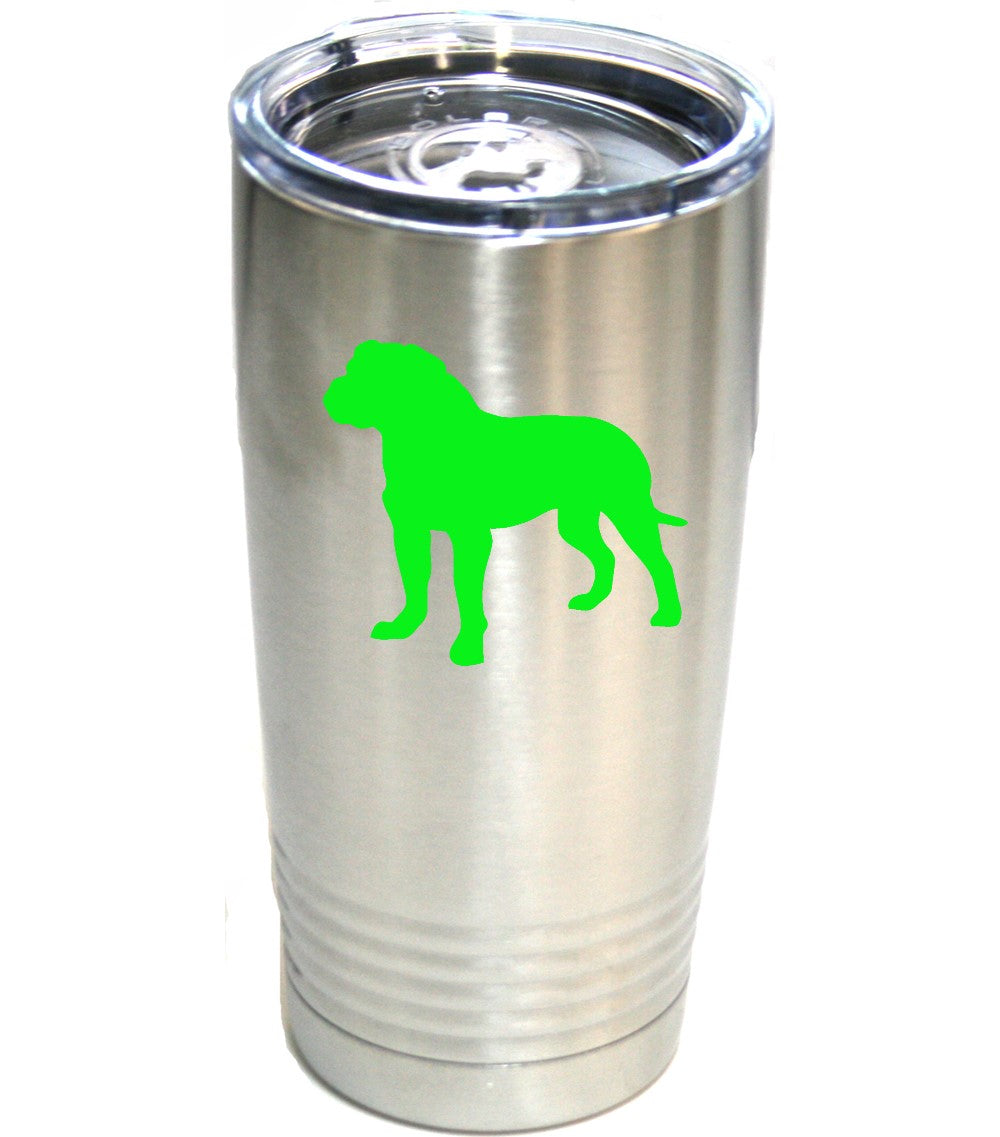 Bull Mastiff 20 oz.  Ring-Neck Vacuum Insulated Tumbler
