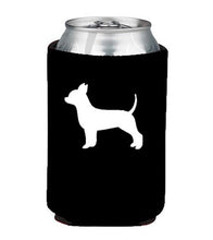 Load image into Gallery viewer, Chihuahua Koozie Beer or Beverage Holder