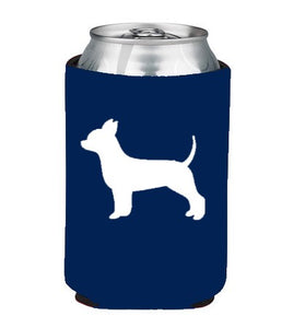 Chihuahua Koozie Beer or Beverage Holder