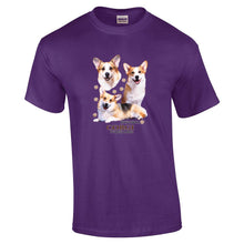 "Load image into Gallery viewer, ""Just A Dog""  Breed T Shirt Corgi"