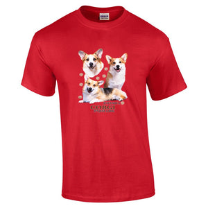 """Just A Dog""  Breed T Shirt Corgi"