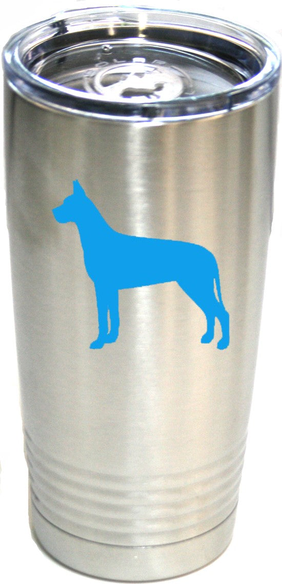 Great Dane 20 oz.  Ring-Neck Vacuum Insulated Tumbler