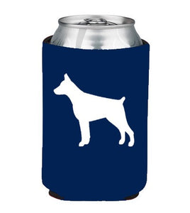 Doberman Pinscher Koozie Beer or Beverage Holder
