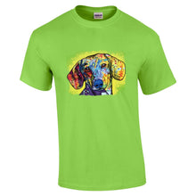 Load image into Gallery viewer, Dean Russo T Shirt Dachshund