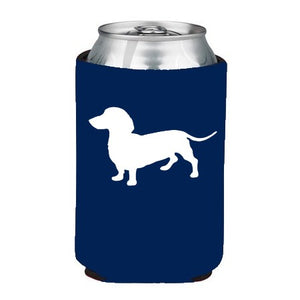 Dachshund Koozie Beer or Beverage Holder