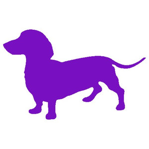 Dachshund Dog Decal