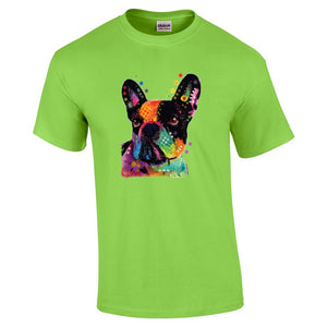 Dean Russo T Shirt French Bulldog