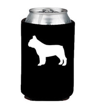 Load image into Gallery viewer, French Bulldog Koozie Beer or Beverage Holder