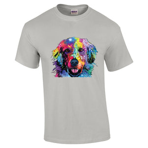 Dean Russo T Shirt Golden Retriever