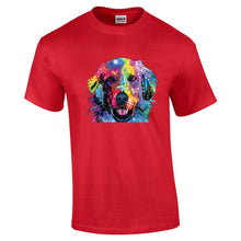 Load image into Gallery viewer, Dean Russo T Shirt Golden Retriever