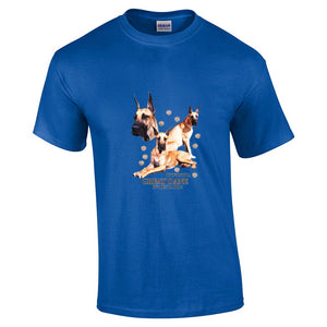 """Just A Dog""  Breed T Shirt Great Dane"