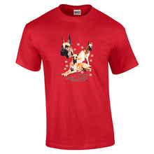 "Load image into Gallery viewer, ""Just A Dog""  Breed T Shirt Great Dane"