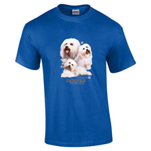 "Load image into Gallery viewer, ""Just A Dog""  Breed T Shirt Havanese"