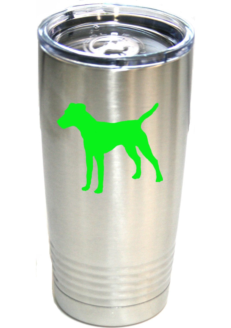 Jack Russell  20 oz.  Ring-Neck Vacuum Insulated Tumbler