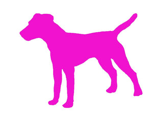 Jack Russell Terrier Dog Decal