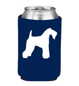 Kerry Blue Terrier Koozie Beer or Beverage Holder