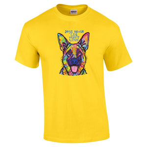 Dean Russo T Shirt Dog's Never Lie About love