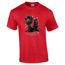 "Load image into Gallery viewer, ""Just A Dog""  Breed T Shirt Newfoundland"