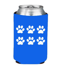 Load image into Gallery viewer, Paws Koozie Beer or Beverage Holder