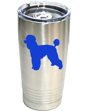Load image into Gallery viewer, Poodle  20 oz.  Ring-Neck Vacuum Insulated Tumbler
