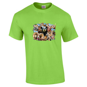 Rocky Mountain Selfie  T Shirt