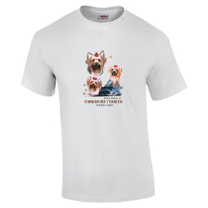 """Just A Dog""  Breed T Shirt Yorkshire Terrier"