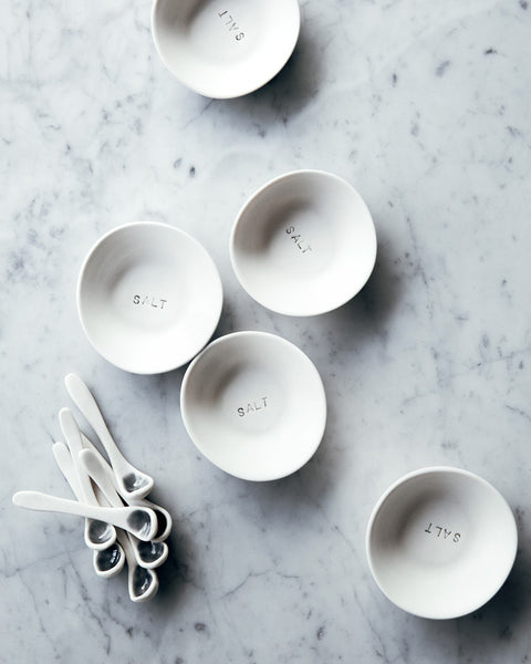 Salt set / Ensemble pour sel
