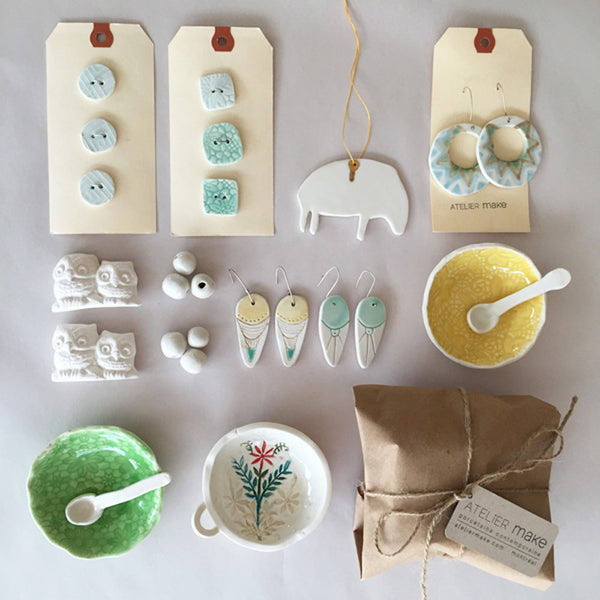 - Atelier de confection de cadeaux / Gift making workshop