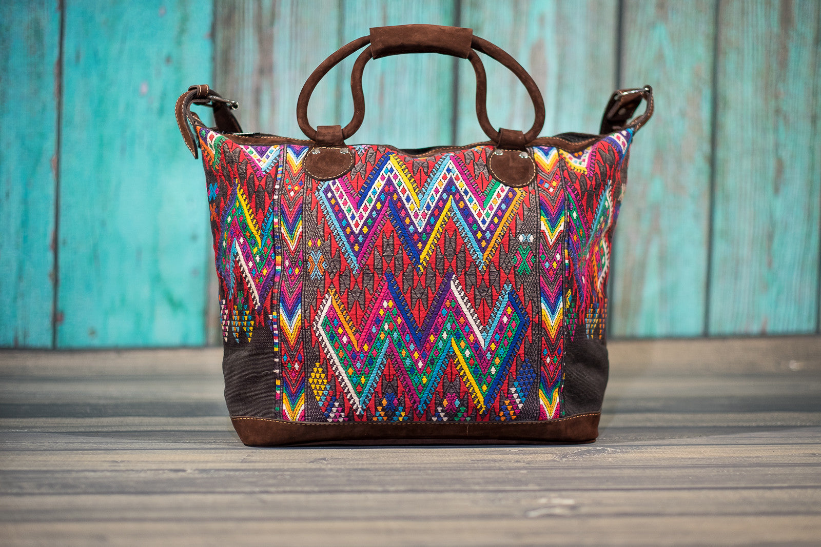Overnighter Tote Bag Cross Body Purse Diaper Bag Ziggy