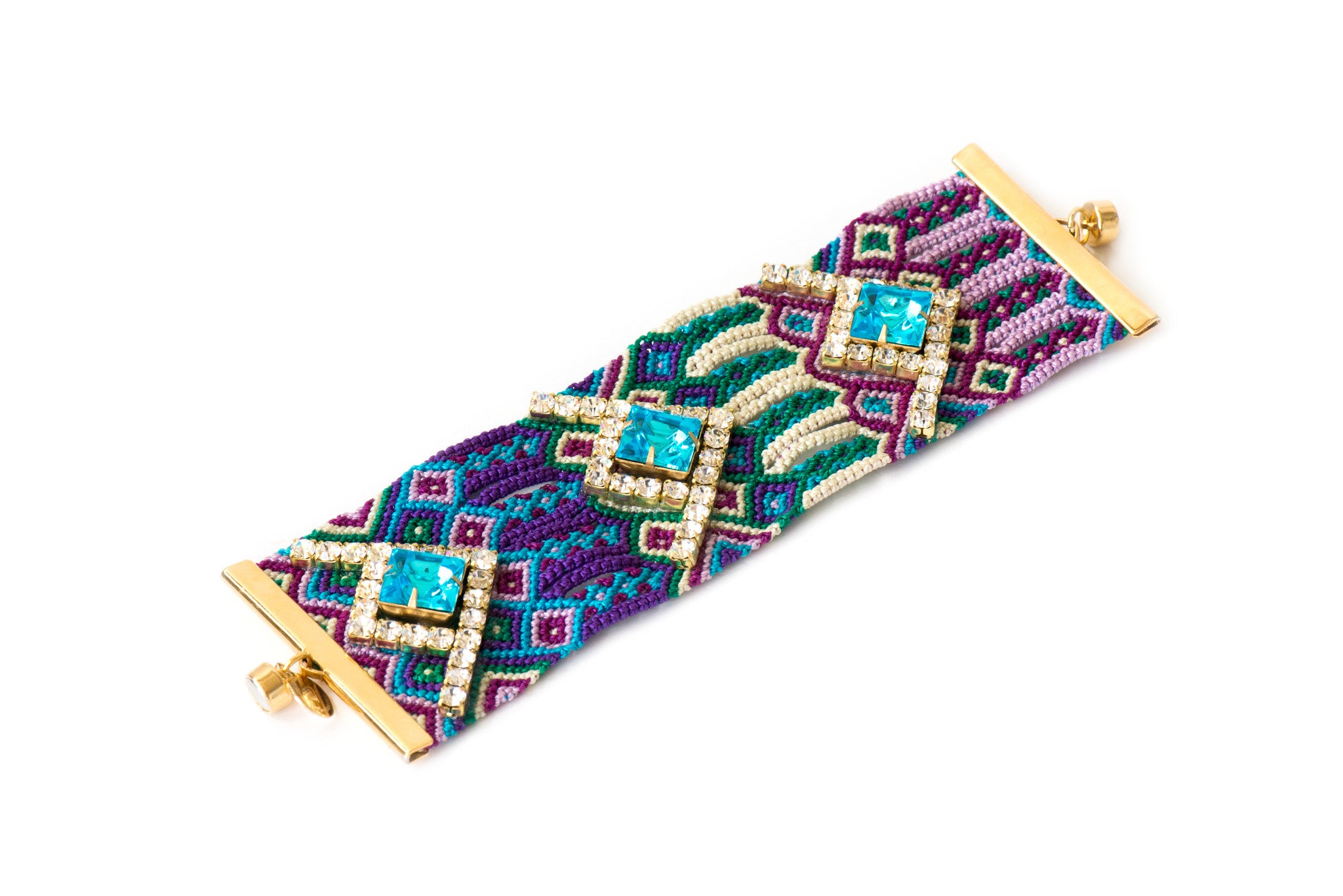 Friendship Cuff Arabian Night