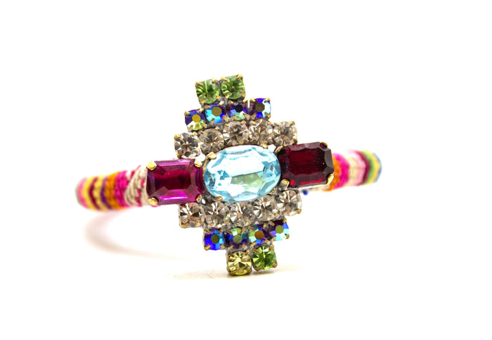 Inca Bohemia Bracelet Fire and Ice